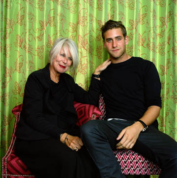 Portraits  betty jackson and her son d7b7ced7b1
