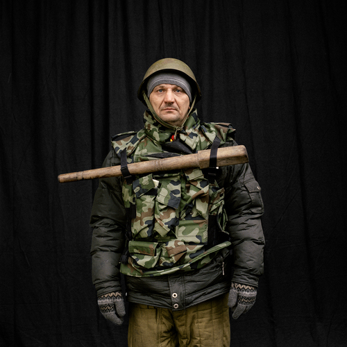 MAIDAN - Portraits from the Black Square