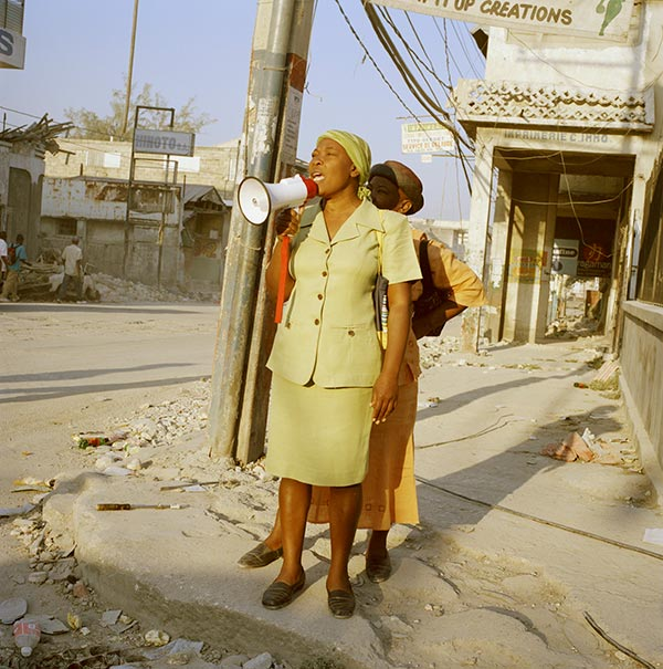 Haiti - Port Au Prince-2010 - After the Earthquake